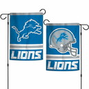 Detroit Lions Garden Flag 11x15