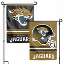 Jacksonville Jaguars Garden Flag 11x15