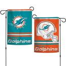 Miami Dolphins Garden Flag 11x15