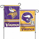 Minnesota Vikings Garden Flag 11x15