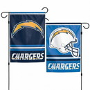 San Diego Chargers Garden Flag 11x15
