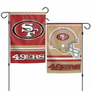 San Francisco 49ers Garden Flag 11x15
