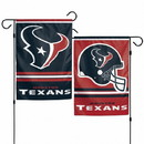 Houston Texans Garden Flag 11x15