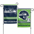 Seattle Seahawks Garden Flag 11x15