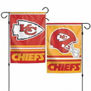 Kansas City Chiefs Garden Flag 11x15
