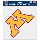 Minnesota Golden Gophers Decal 8x8 Perfect Cut Color Special Order