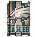 Philadelphia Eagles Wood Fence Sign