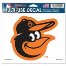 Baltimore Orioles Decal 5x6 Ultra Color