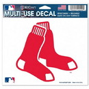 Boston Red Sox Decal 5x6 Ultra Color