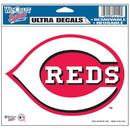 Cincinnati Reds Decal 5x6 Ultra Color
