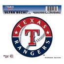 Texas Rangers Decal 5x6 Ultra Color