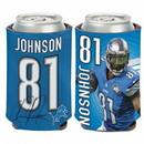Detroit Lions Calvin Johnson Can Cooler
