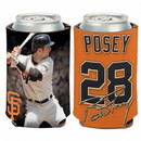 San Francisco Giants Buster Posey Can Cooler