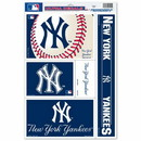 New York Yankees Decal 11x17 Ultra