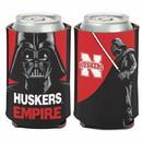 Nebraska Cornhuskers Darth Vader Can Cooler