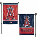 Los Angeles Angels Flag 12x18 Garden Style 2 Sided
