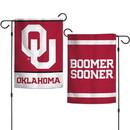 Oklahoma Sooners Garden Flag 11x15
