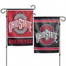 Ohio State Buckeyes Garden Flag 11x15