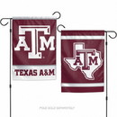 Texas A&M Aggies Garden Flag 11x15