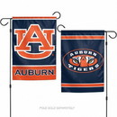 Auburn Tigers Flag 12x18 Garden Style 2 Sided