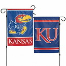 Kansas Jayhawks Garden Flag 11x15