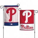 Philadelphia Phillies Flag 12x18 Garden Style 2 Sided