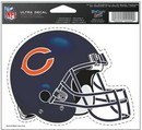 Chicago Bears Decal 5x6 Ultra Color