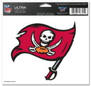 Tampa Bay Buccaneers Decal 5x6 Ultra Color