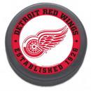 Detroit Red Wings Hockey Puck - Packaged - Est. 1926
