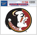 Florida State Seminoles Decal 5x6 Ultra Color
