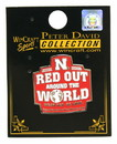 Nebraska Cornhuskers Collector Pin - Red Out