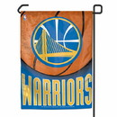 Golden State Warriors Garden Flag 11x15