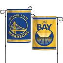 Golden State Warriors Garden Flag 11x15