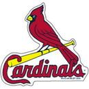 St. Louis Cardinals Precision Cut Magnet