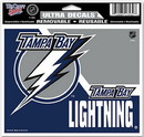 Tampa Bay Lightning Decal 5x6 Multi Use Color