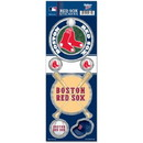 Boston Red Sox Stickers Prismatic