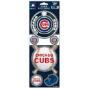 Chicago Cubs Stickers Prismatic