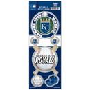 Kansas City Royals Stickers Prismatic
