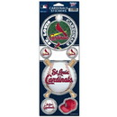 St. Louis Cardinals Stickers Prismatic