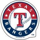 Texas Rangers Precision Cut Magnet