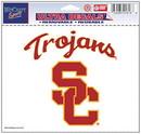 USC Trojans Decal 5x6 Ultra Color