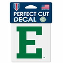 Eastern Michigan Eagles Decal 4x4 Perfect Cut Color Special Order