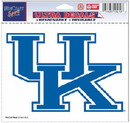 Kentucky Wildcats Decal 5x6 Ultra Color