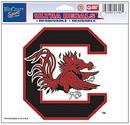 South Carolina Gamecocks Decal 5x6 Ultra Color