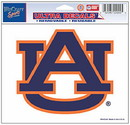 Auburn Tigers Decal 5x6 Ultra Color