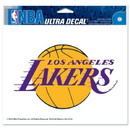 Los Angeles Lakers Decal 5x6 Color