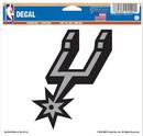 San Antonio Spurs Decal 5x6 Ultra