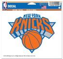 New York Knicks Decal 5x6 Ultra