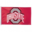 Ohio State Buckeyes Flag 3x5 Wincraft