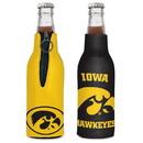 Iowa Hawkeyes Bottle Cooler